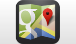 Google-Map-Carroll County, Indiana